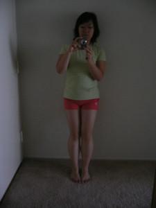 July 2007 Selfie shot.