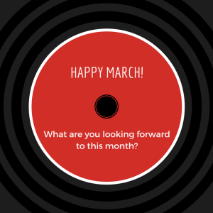 What are you looking forward to this month? Posted this on Ignite Denver's social channels earlier today.